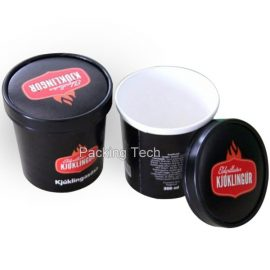 paper cup paper lid