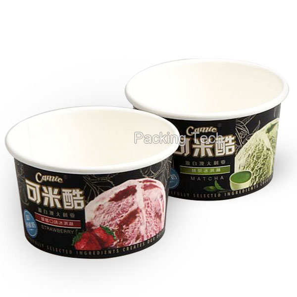 high quality paper tub 6oz