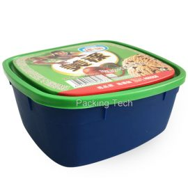 1L ice cream tub