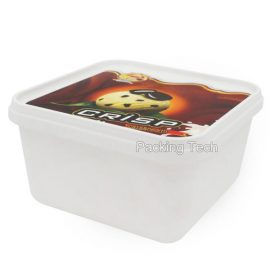 1L 2L IML ice cream tub