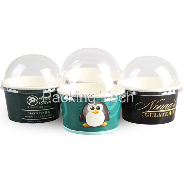 paper tub plastic lid