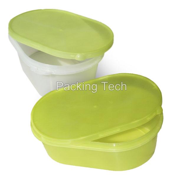 Injection Molding Plastic Ice Cream Box