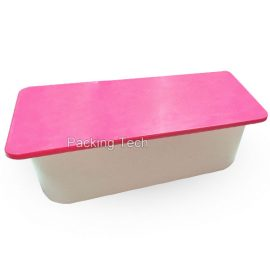 5L Rectangle IML Plastic Container