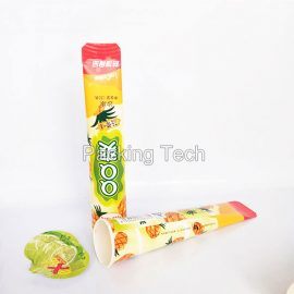 ice cream paper tube, ice pop tube